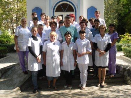 Васильковской центральной районной больницы, что на Днепропетровщине, исполнилось 100 лет