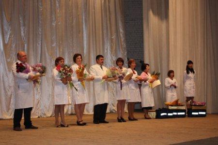 На Днепропетровщине состоялся финал V областного конкурса «Лучший семейный врач 2012 года»