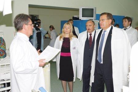 Центр детской кардиологии и кардиохирургии получил оборудование для реанимационного отделения
